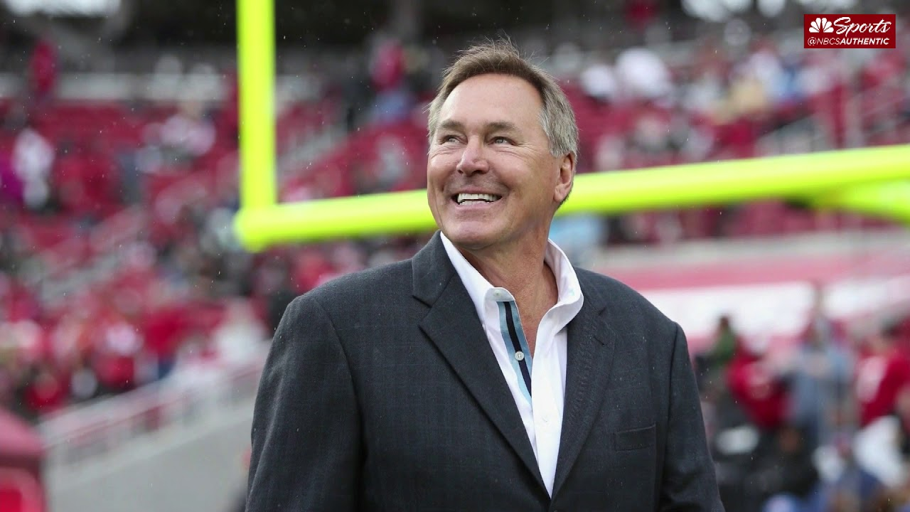 175afdbfe 49ers Unveil Statue Honoring Dwight Clark And