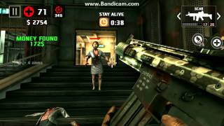 Dead Trigger 2 (PC) - Defend Gameplay