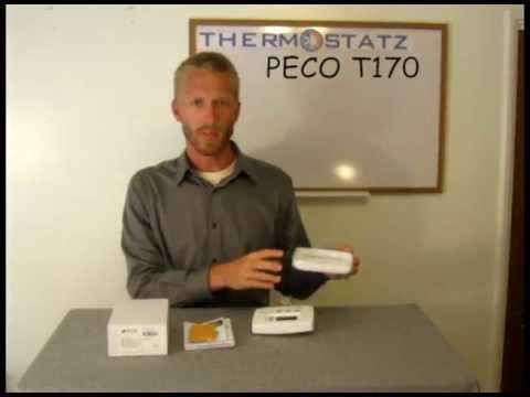 PECO T170 Line Voltage Thermostat