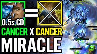 Miracle Terroblade vs Phantom Lancer NEW CANCER vs OLD CANCER Dota 2