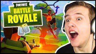NEVJEROJATAN POGODAK! ( Fortnite: Battle Royale )