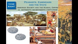 12th History CHAPTER 8 PEASANTS, ZAMINDARS AND THE STATE, Mughal Empire