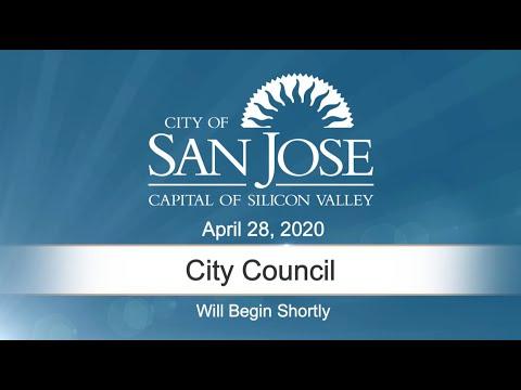 APR 28, 2020   City Council