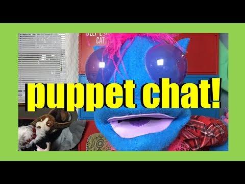 Puppet Chat Livestream