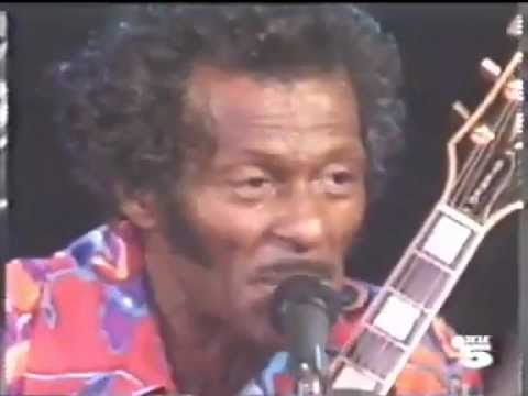Chuck Berry - Johnny B. Goode live