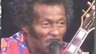 Chuck Berry - Johnny B. Goode live