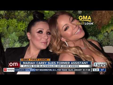 Mariah Carey suing former assistant