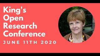 King's Open Research Conference | Dorothy Bishop | Publication and citation bias