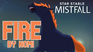 FIRE BY NOMI - ONE HOUR SONG LOOP - STAR STABLE ONLINE - FROM SSO ANIMATED MISTFALL SERIES - 1 HOUR