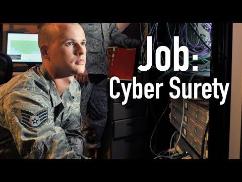 Tech School Length For Cyber Surety