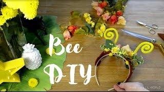 видео Костюм пчелки своими руками