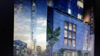 NEW YORK | Madison Square Park Tower | 237m | 777ft | 63 fl | T/O