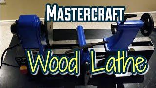 Mastercraft Wood Lathe Parts