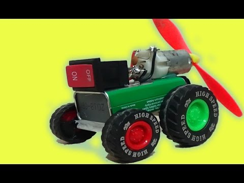 How To Make Car at Home - Electric Car - Very Easy & Simple