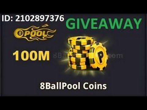 8 BALL POOL FREE COINS GIVEAWAY! SUBSCRIBE FOR MORE (220-883-415-0)