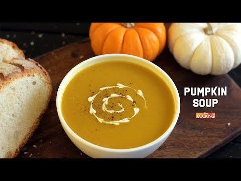 Pumpkin Soup Recipe | Healthy Soup | Healthy Recipe