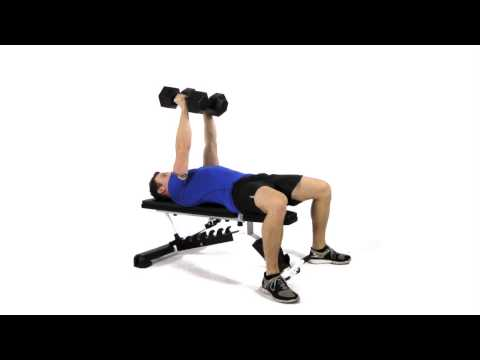 Incline Dumbbell Bench Press Neutral Grip Neutral Grip Dumbbell Bench