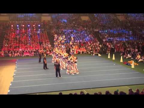 ICU Worlds 2016 Team Chinese Taipei Coed Premier