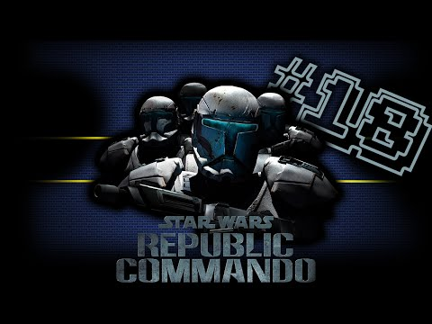 Star Wars Republic Commando: Snaple position -PART 18- Home Alone Gaming  