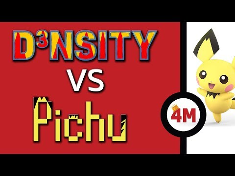Super Smash Bros Ultimate Elite Matches: King Dedede vs Pichu (4,000,000 GSP) thumbnail