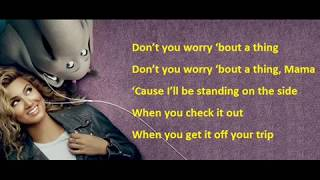 Tori Kelly - Don't You Worry 'bout a Thing Lyrics