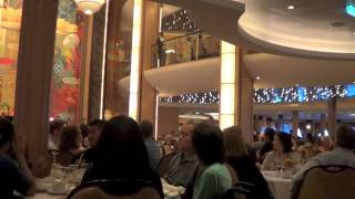 Video #112 Allure of the Seas cruise Part 6