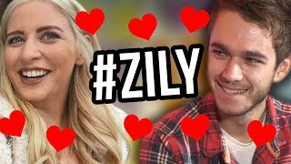 SHIPPING Lily & Zedd!! (Lunchy Break)