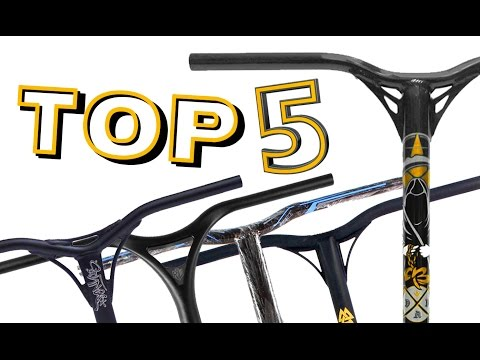 TOP 5 BEST LITE SCOOTER BARS (ALLOY)