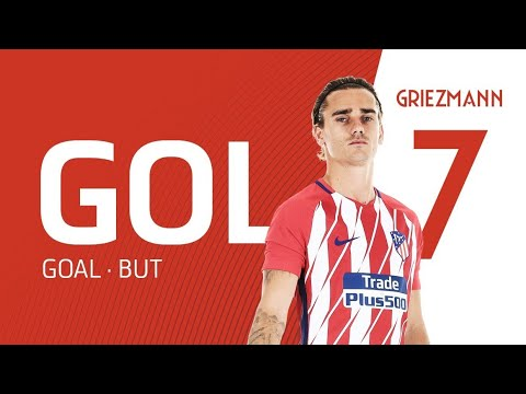 Gol griezmann atlético de Madrid 1-0 Olympique Marseille Wanda Metropolitano UEFA