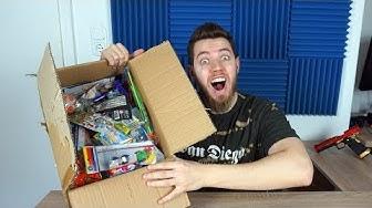 Mega Restposten Paket (100 Teile Spielzeug) - Ist es das Geld wert? | Unboxing