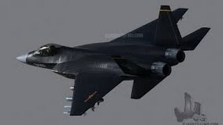 STEALTH FIGHTER SHENYANG J 31 made by Pak & China
