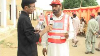 MWF Relief Camps in Mianwali (Flood Affected Area in Pakistan)