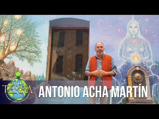 Antonio Acha Martín