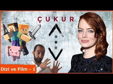 ÇUKUR'un CUMALİ'si GELİYOR (İstanbullu Gelin, Emma Stone, Minecraft, Vampyr, Scarlett Johansson)