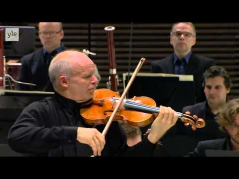 Thomas ZEHETMAIR conducts/plays Schumann Violin Concerto in D minor, WoO 23