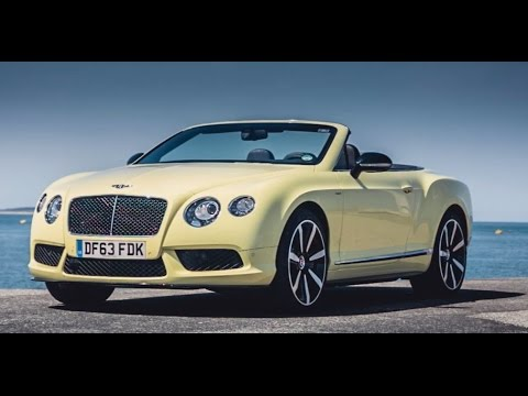 bentley continental gt v8 s convertible review youtube. Black Bedroom Furniture Sets. Home Design Ideas
