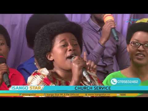 SHALOM  CHOIR ADEPR NYARUGENGE# ISANGO CHURCH SERVICE SHOW