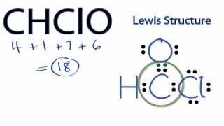 Chclo Lewis Structure How Draw Lewis Structure Chclo