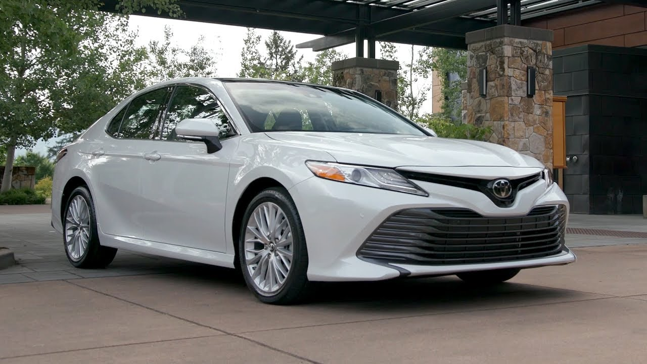 2018 Toyota Camry Xle Us Spec