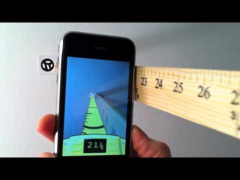 Tape Measure Application Part 2