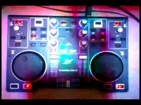 HERCULES DJ CONTROL MP3 E2 - DJ GIO IMPROVISANDO