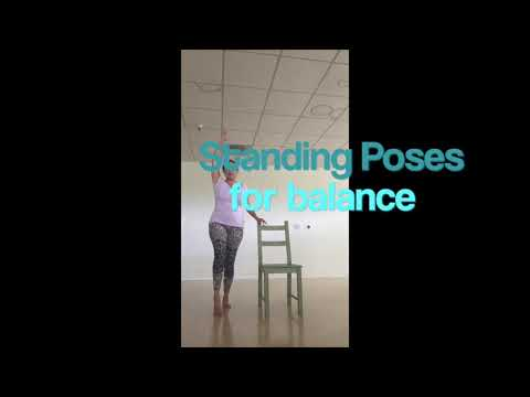 SunLight Chair Yoga 40 minute class video preview