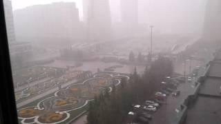 видео остекление зданий в Астане