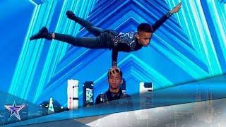 Estos PEQUEÑOS ACRÓBATAS CUBANOS te SORPRENDERÁN | Audiciones 5 | Got Talent España 5 (2019)