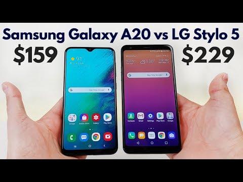 samsung-galaxy-a20-vs-lg-stylo-5---who-will-win?