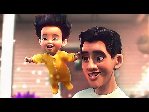 FLOAT + ALL Famous Pixar Short Movies Trailers (Animation, 2020)