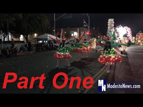 The City Christmas Parade 2019 Part 1 Of 2