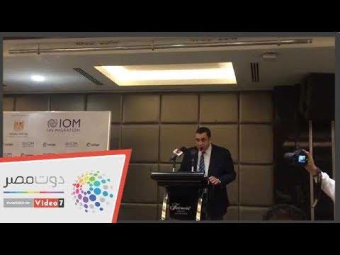 نائب وزير الرياضة: علينا بالتثقيف الرياضى لنبذ العنف والتعصب  - 12:55-2019 / 3 / 21