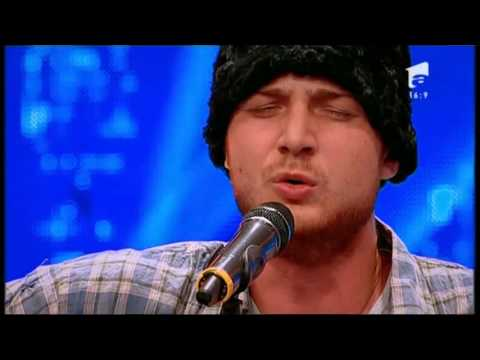 Andrei Ionita - Canta cucu X-Factor 2015