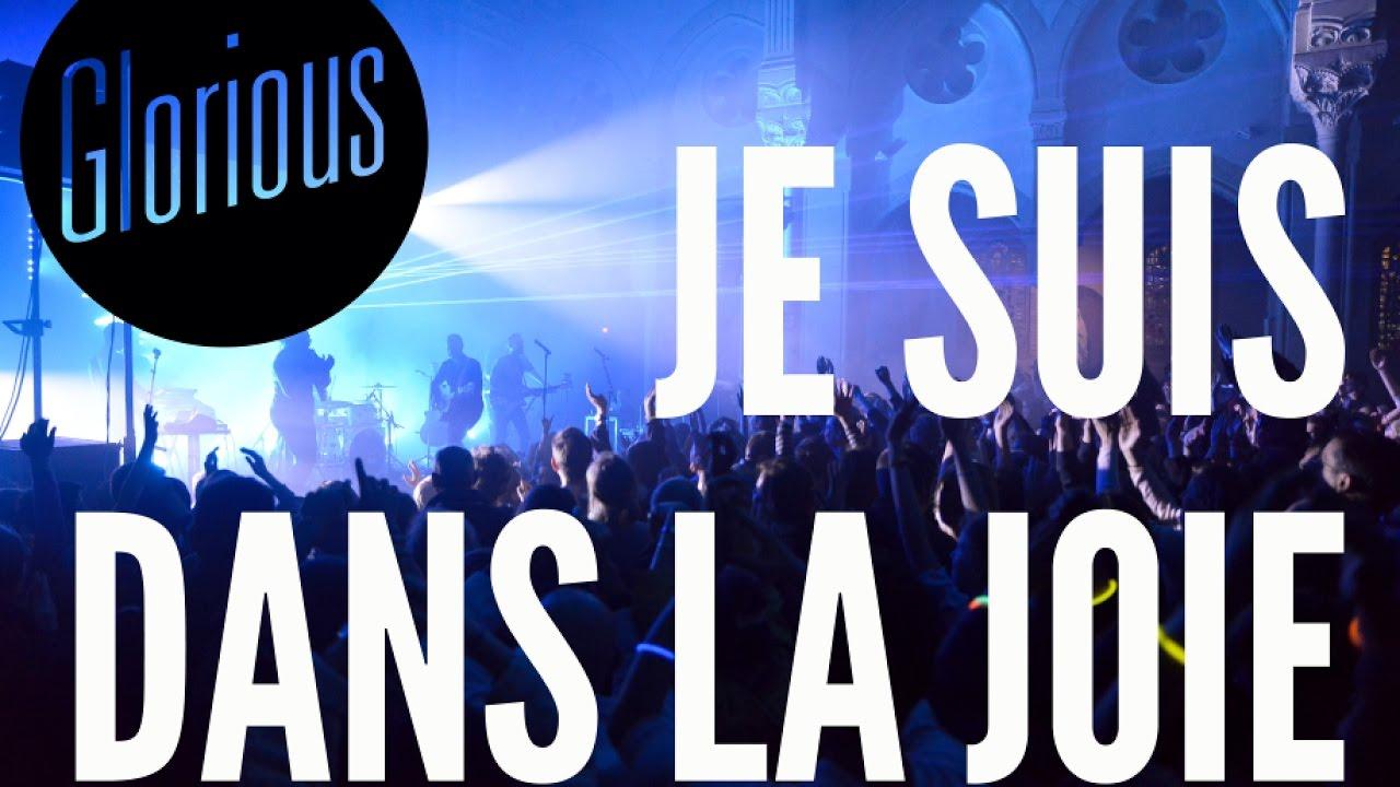 Glorious - Dans la joie - Electro Pop Louange